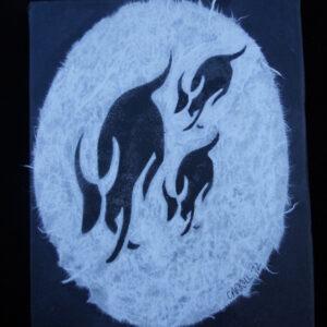 Stencil / Pochoir